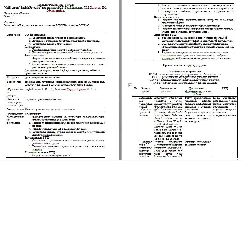 Текст в учебнике английского языка матрица 10 класс
