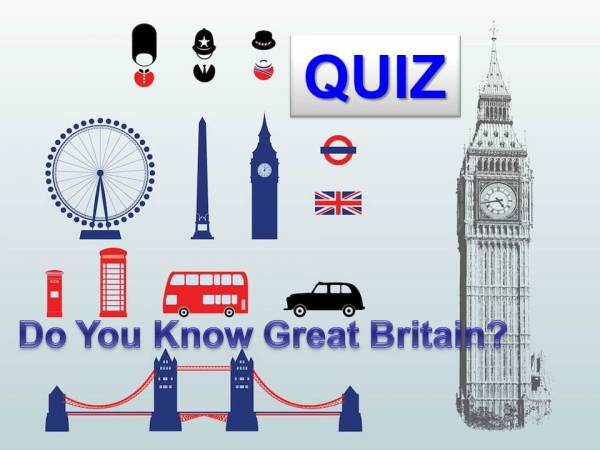 "Интерактивная презентация-викторина ""Do You Know Great Britain?""; 8-9 класс"